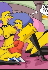 Bart Entrapped- Simpsons image 10