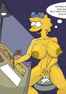 Bart Simpson- Tree House Fun porn comics 8 muses