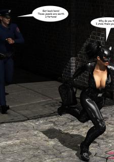Batgirl vs Cain (Batman) image 2