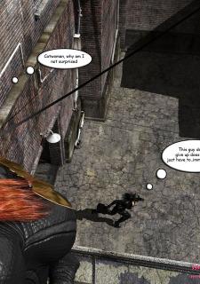 Batgirl vs Cain (Batman) image 3