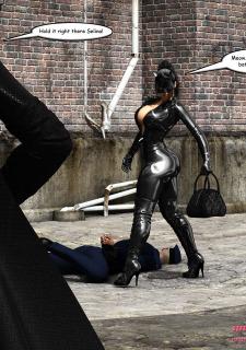 Batgirl vs Cain (Batman) image 5