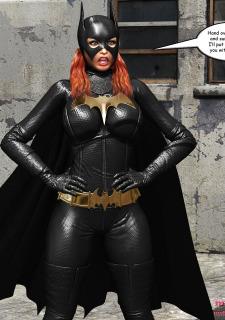 Batgirl vs Cain (Batman) image 6