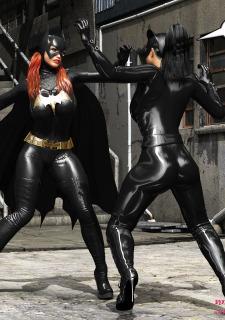Batgirl vs Cain (Batman) image 7
