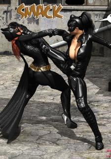 Batgirl vs Cain (Batman) image 9