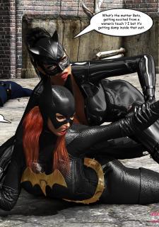 Batgirl vs Cain (Batman) image 11