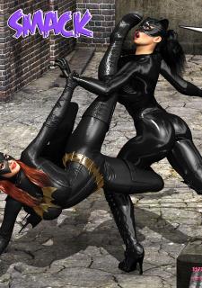 Batgirl vs Cain (Batman) image 13