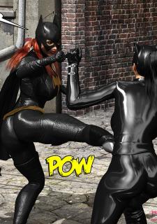 Batgirl vs Cain (Batman) image 14