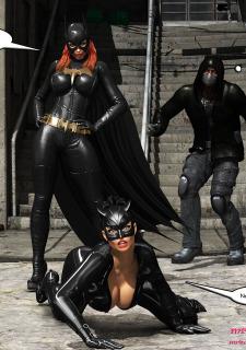 Batgirl vs Cain (Batman) image 16