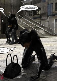 Batgirl vs Cain (Batman) image 18
