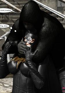 Batgirl vs Cain (Batman) image 19