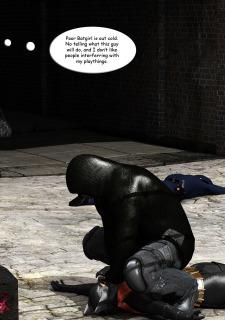Batgirl vs Cain (Batman) image 20
