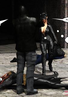 Batgirl vs Cain (Batman) image 21
