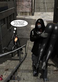 Batgirl vs Cain (Batman) image 22