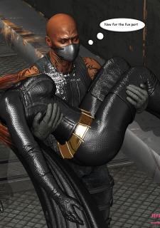 Batgirl vs Cain (Batman) image 23