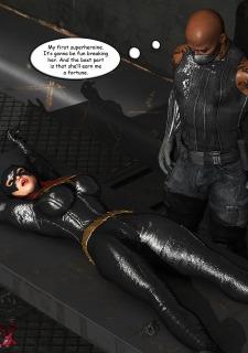 Batgirl vs Cain (Batman) image 24