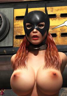 Batgirl vs Cain (Batman) image 29