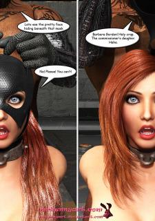 Batgirl vs Cain (Batman) image 32