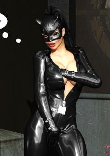 Batgirl vs Cain (Batman) image 42