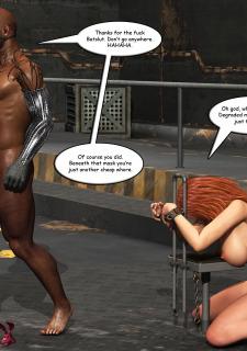 Batgirl vs Cain (Batman) image 51