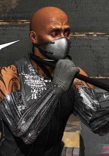 Batgirl vs Cain (Batman) image 55