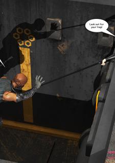 Batgirl vs Cain (Batman) image 56