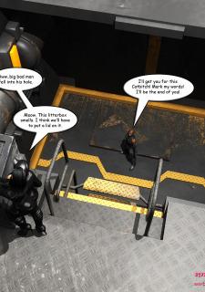 Batgirl vs Cain (Batman) image 57