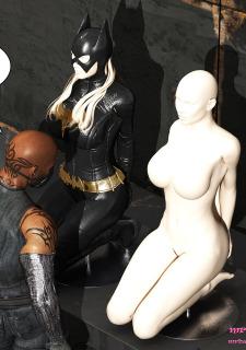 Batgirl vs Cain (Batman) porn comics 8 muses