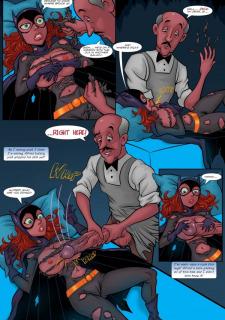 [Tijuana Bible Scholar] Batgirl's In Deep image 04