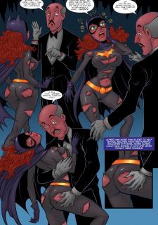 [Tijuana Bible Scholar] Batgirl's In Deep image 05