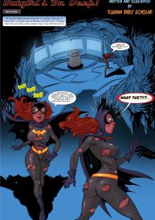 [Tijuana Bible Scholar] Batgirl's In Deep image 08