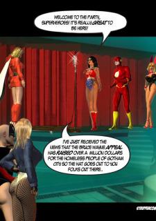 Batman and Robin Part-3 Kid Kidnapping Valence Gordon image 03