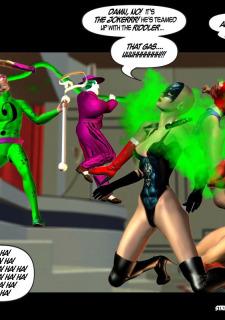 Batman and Robin Part-3 Kid Kidnapping Valence Gordon image 10