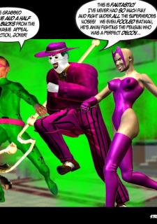 Batman and Robin Part-3 Kid Kidnapping Valence Gordon image 11