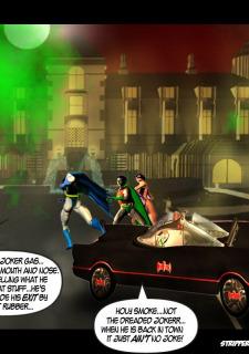 Batman and Robin Part-3 Kid Kidnapping Valence Gordon image 13