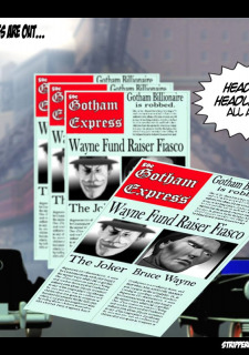 Batman and Robin Part-3 Kid Kidnapping Valence Gordon image 14