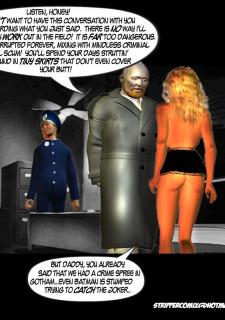Batman and Robin Part-3 Kid Kidnapping Valence Gordon image 16