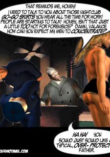 Batman and Robin Part-3 Kid Kidnapping Valence Gordon image 17