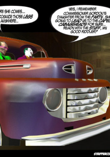 Batman and Robin Part-3 Kid Kidnapping Valence Gordon image 21