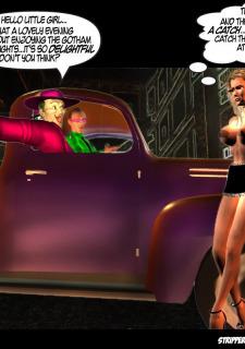 Batman and Robin Part-3 Kid Kidnapping Valence Gordon image 22
