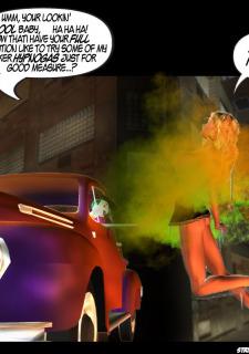 Batman and Robin Part-3 Kid Kidnapping Valence Gordon image 24