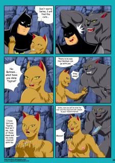 Batman- Feline Instinct (Locofuria) image 24