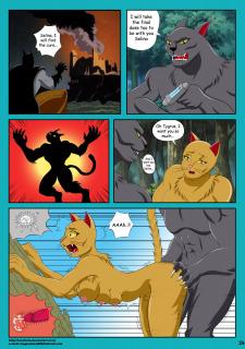 Batman- Feline Instinct (Locofuria) porn comics 8 muses