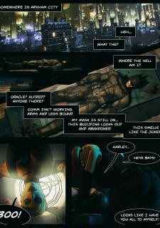 Batman & Harley Quinn- Plaything (Vaurra) image 2