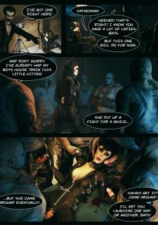 Batman & Harley Quinn- Plaything (Vaurra) image 8