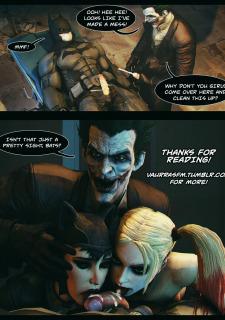 Batman & Harley Quinn- Plaything (Vaurra) image 12
