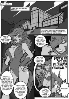 50 Shades of Justice (Batman)-Ch.1-MAD-Project image 03
