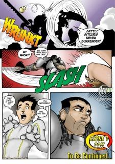 Battle Bitches #2- Golem- eAdult porn comics 8 muses