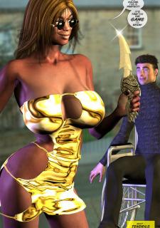 BattleChix Comix-Prelude Fantasy image 05
