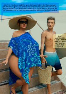 Beach day- The Foxxx image 3