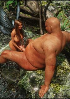 Blackadder- Beauty And The Beast image 14